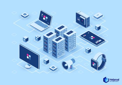 هلپیکال نرم افزار تیکتینگ برای نصب روی سرور محلی و سازمانی