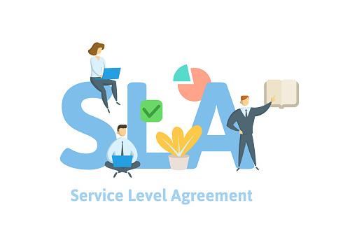 توافقنامه سطح خدمت یا SLA در نرم افزار تیکتینگ هلپیکال